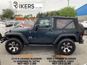 2007 Jeep Wrangler for Sale in Kissimmee, FL