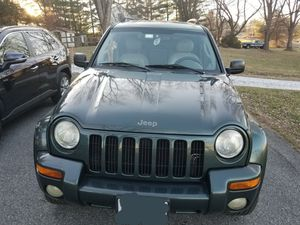 2003 jeep liberty limited edition for Sale in Woodbine, MD