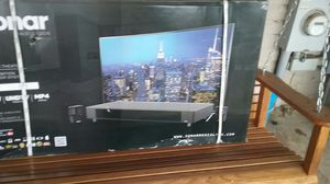 Sonar 50 inch Curved screen Home theater system for Sale in Harmony, NC