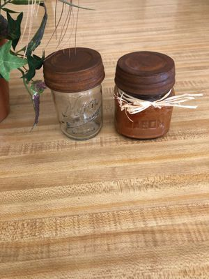 Home Decor - Rustic Jars for Sale in Colleyville, TX