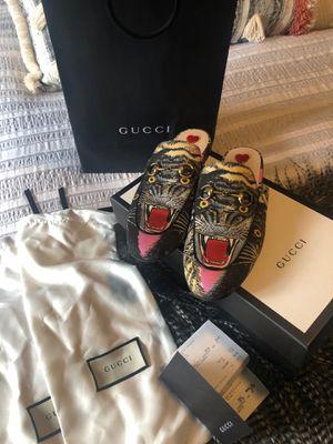 Gucci slides for Sale in Grand Terrace, CA