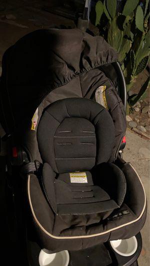 Baby stroller and car seat set $60 for Sale in San Bernardino, CA