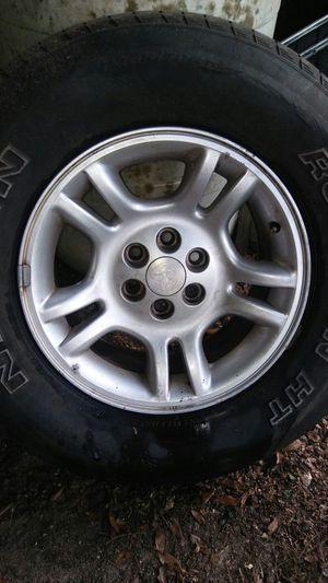 "16"" Rims wheels( Set of 4) for Sale in Avon Park, FL"