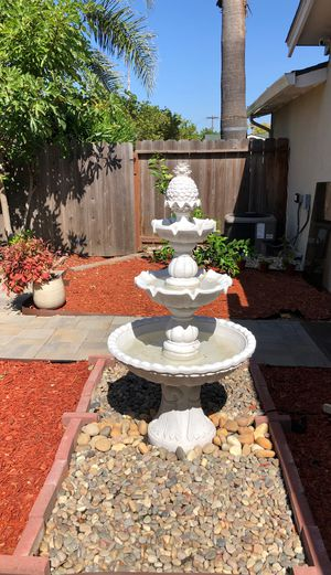 Outdoor fountain for Sale in Fremont, CA