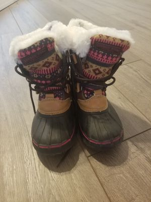 Girls snow boots for Sale in Port St. Lucie, FL