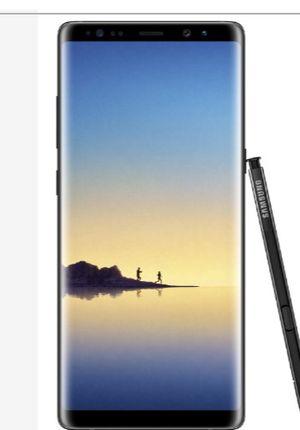 Samsung galaxy note 8 for Sale in Cartersville, GA