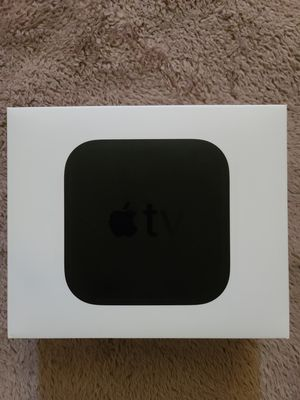 Apple TV 4K 32Gig for Sale in San Antonio, TX