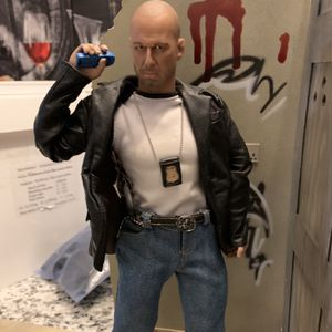 Bruce Willis 12 Inches Action Figure for Sale in Melrose Park, IL