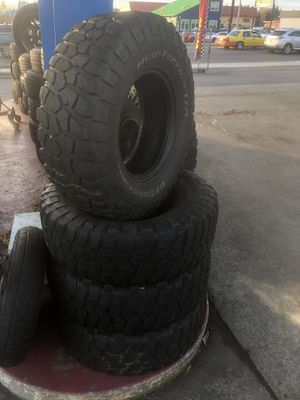 31x10.5r15LT for Sale in Tacoma, WA