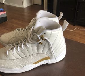 Used OvO Jordan 12 size 13 for Sale in East Saint Louis, IL