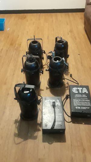 ETA model 1251 dimmer pack for Sale in North Providence, RI