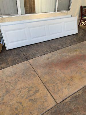 Single car garage door ((New)) for Sale in Chula Vista, CA