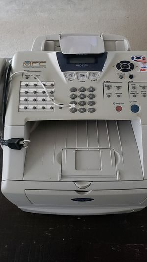 Brother MFC 8220 Fax, printer copier scanner for Sale in Austin, TX