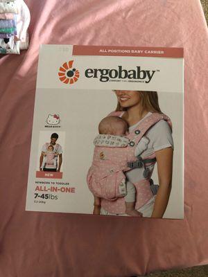 Hello Kitty Ergo baby carrier for Sale in Las Vegas, NV