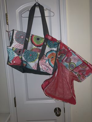 Diaper Bag and Clip on Stroller caddy for Sale in Pickerington, OH