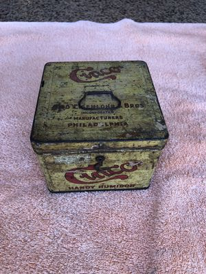 Antique Can for Sale in Buckeye, AZ