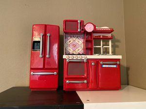 American Girl Doll Kitchen Set for Sale in Roseville, CA