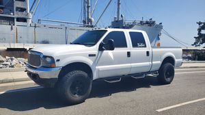 2002 Ford F350 Lariat 4x4 Truck for Sale in San Pedro, CA