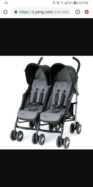 Chico double stroller for Sale in El Monte, CA