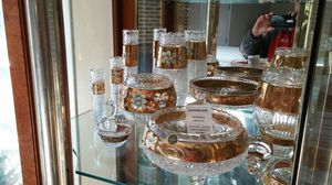 Bohemian glass for Sale in Churchville, MD