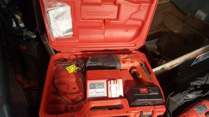 "Milwaukee ""the hatchet"" saw zaw and hammer drill for Sale in Fullerton, PA"