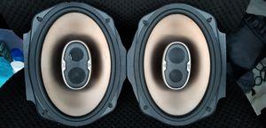 """Car Speakers 6"""" x 9"""" db Polk Audio 08691 for Sale in Tampa, FL"""