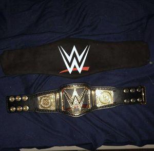 WWE MINI BELT for Sale in Los Angeles, CA