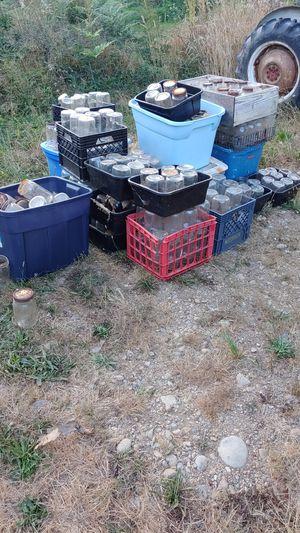 Canning jars Kerr atles. for Sale in Hoodsport, WA