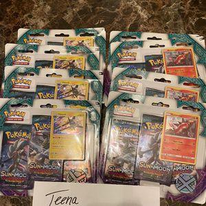 Pokémon (8) Blister Packs for Sale in Antelope, CA