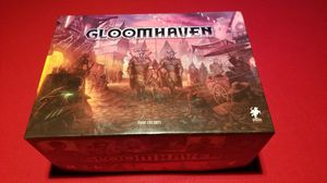 Gloomhaven with Broken Token Insert for Sale in Tampa, FL