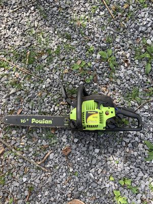Chainsaw for Sale in Poolesville, MD