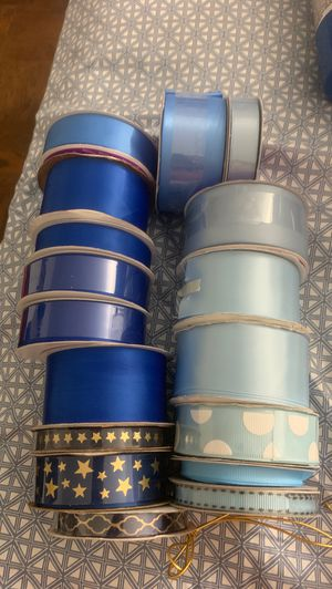 Ribbon Rolls for Sale in New York, NY