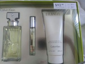 Eternity women's perfumes for Sale in San Pablo, CA