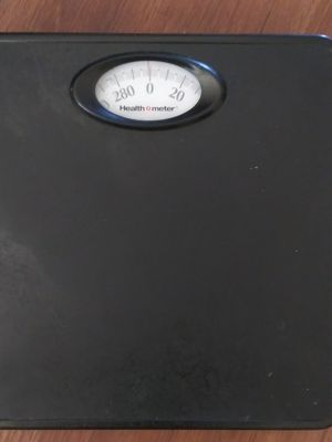 Health meter weight scale for Sale in Rialto, CA