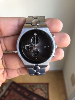 Gorgeous mint condition fossil watch men for Sale in Herndon, VA