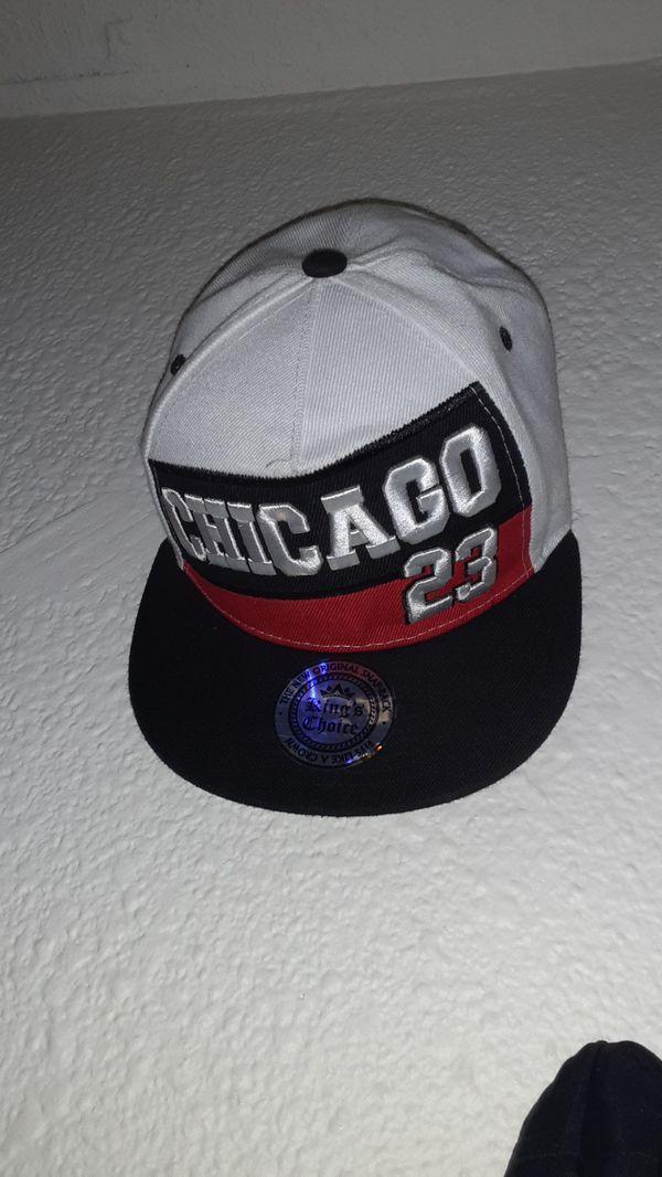 Chicago hat snap back