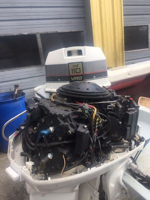 Outboard boat motor for parts for Sale in Norcross, GA
