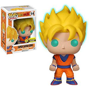 Dragon ball z super Sayan goku glow in the dark for Sale in West Chicago, IL