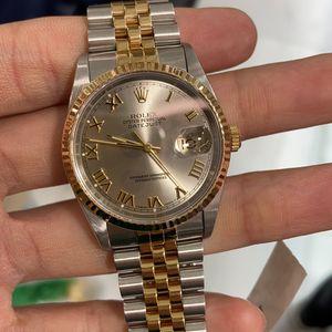 Rolex Datejust 36 Gold Roman Dial for Sale in Pompano Beach, FL