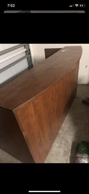 Brand new! Beautiful Receptionist Desk for Sale in Winter Haven, FL