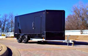 Price$1000 CARGO Trailer Black for Sale in Corona, CA