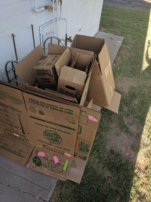 FREE boxes - XL, L and Small for Sale in Phoenix, AZ