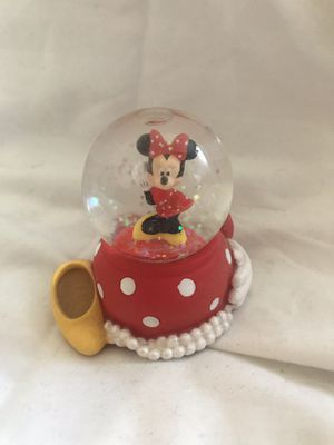 Disney collectible snow globe for Sale in Mount Lebanon, PA