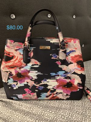 Kate spade ♠️ floral purse for Sale in Columbus, OH