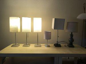Lots of lamps for Sale in Phoenix, AZ