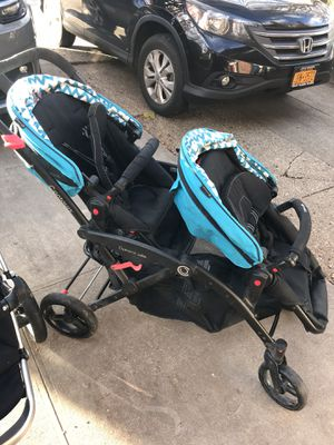 Contours Options Elite double stroller f/s for Sale in The Bronx, NY