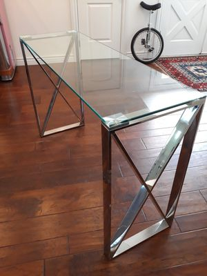Chrome table for Sale in Scottsdale, AZ