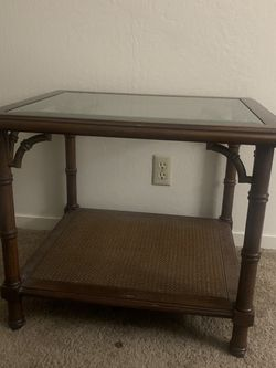 Glass Small Table for Sale in Fresno,  CA