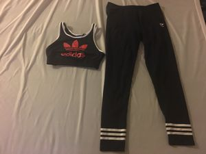Matching Navy Adidas Set for Sale in Tallahassee, FL