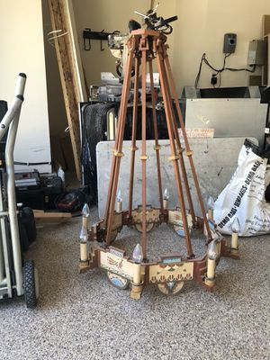 South Western style Chandelier for Sale in Alexandria, VA